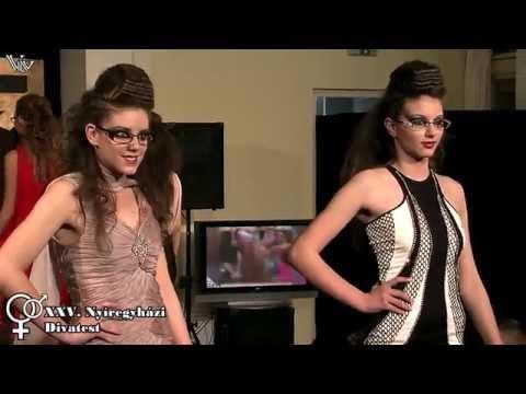 Miss& Mr. Kelet 2014; XXV. Nyíregyházi Divatest I.rész