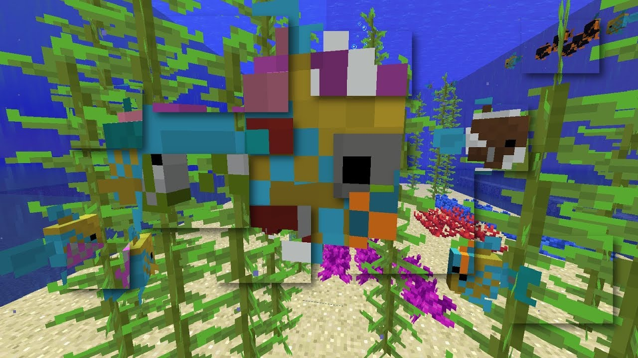 how to make fish in minecraft