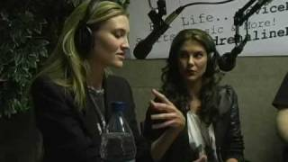 """Jenny Bahn and Veronica Taylor radio interview on """"Acting Up w/ Skyler & Steve"""""""