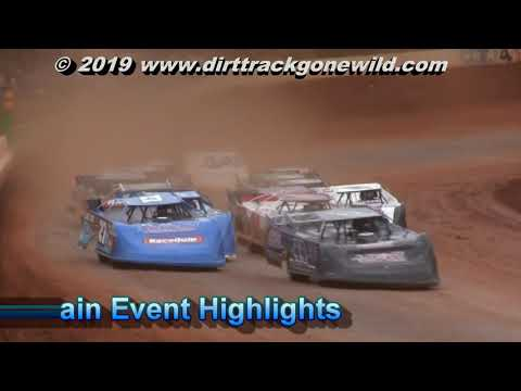 602 Thunder Series Highlights from Cherokee Speedway October 5th and 6th 2019