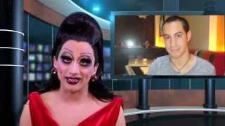 Bianca Del Rio's Personal Insult Video for Matt