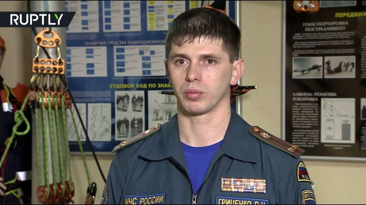 «Никаких раздумий не было»: сотрудник МЧС вспоминает о спасении малыша в Магнитогорске