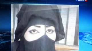 Командир сирийских боевиков пойман в женской, одежде
