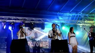 День міста Дрогобич 2015 гурт Едельвейс
