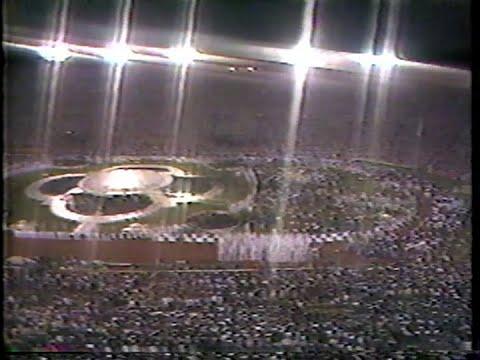 ILLUMINATI - 1984 Olympics, Closing Ceremonies, August 12, 1984