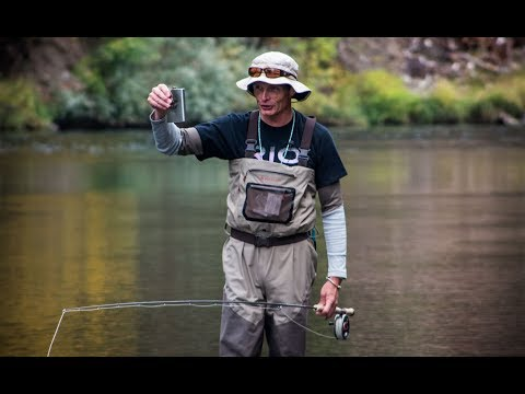 Trout Spey Revolution with Simon Gawesworth | Ashland Fly Shop