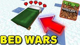 Minecraft PE 1.1 - NOVO SERVIDOR DE BED WARS ATUALIZADO !! (MINECRAFT POCKET EDITION)
