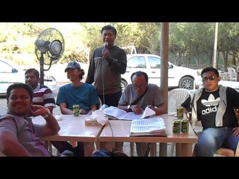 Videoke Karaoke at Kamsa Kamsa Riyadh