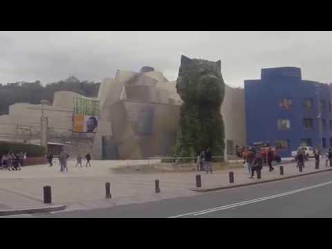 Europe 2015: Bilbao