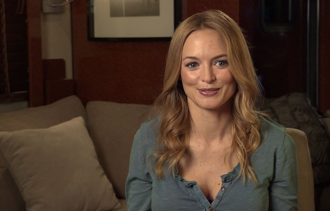 Heather Graham - Coming Back  Where We Find Jade - The -9649