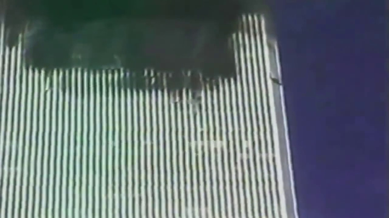 People Jumping From The Twin Towers Attacks Of September 11 2001 Rh Youtube Com World Trade Center Tower 1 09