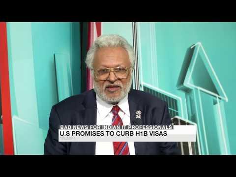 U.S. promises to curb H1B Visa