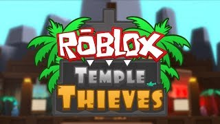 The FGN Crew Plays: ROBLOX - Temple Thieves