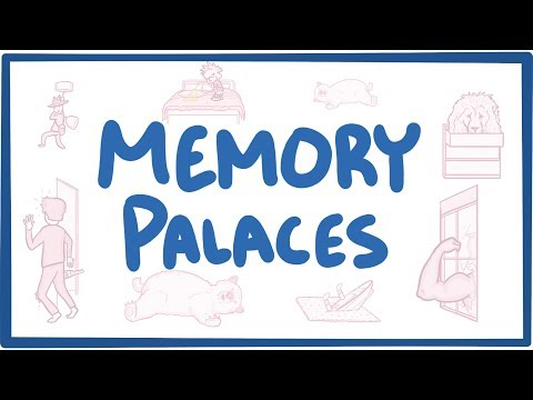 How to Improve Information Recall with a Memory Palace