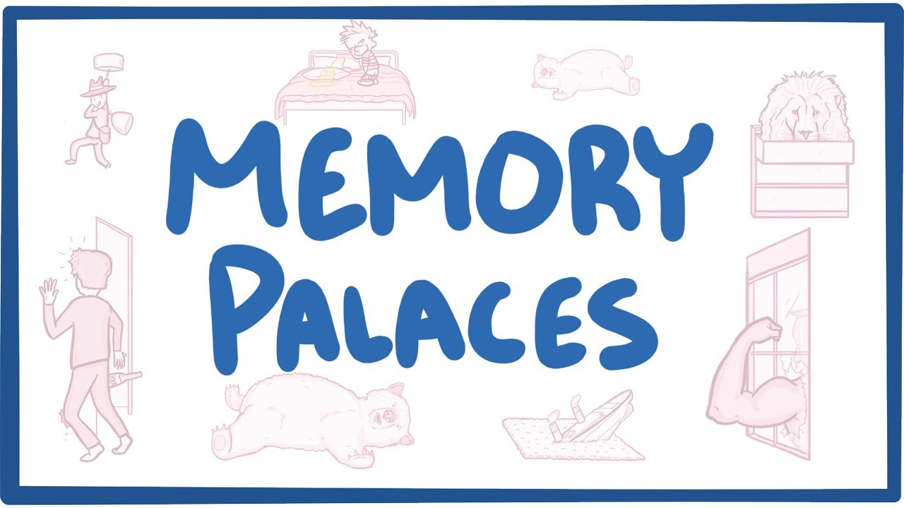 Memory palaces - learning science