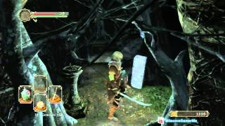 Dark Souls 2: 01- Altar Encantado (Things Betwixt)