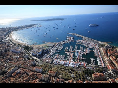 Catamarans @ 2017 Cannes Yachting Festival