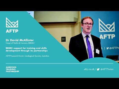 AFTP Launch Event Interviews - Dr David McAllister