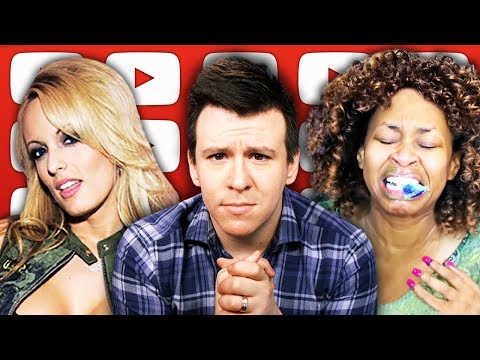 Download Youtube: SERIOUSLY STOP! Dangerous and Desperate Grabs For Attention, Why Stormy Daniels Is Back, and More