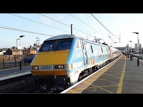 Grantham Railway Station (07/12/2015)
