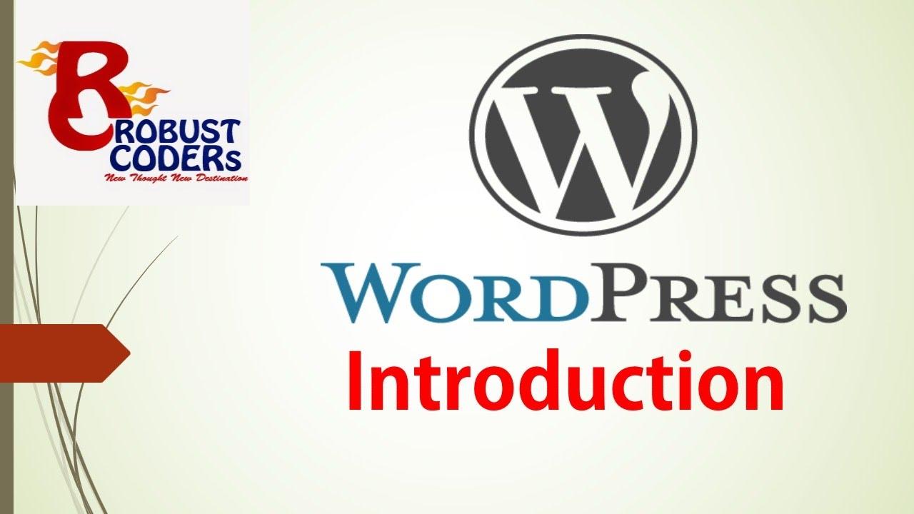 Wordpress Tutorials In Urdu Pdf