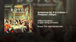 Symphony No. 8 in D Minor: I Pomposo - Allegro
