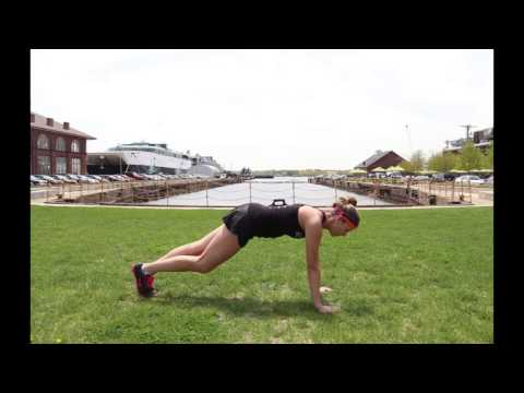 Veronica Madden's 15 Minute Workout