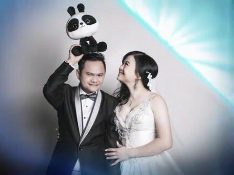 Nick Albert & Wendstine Tan Wedding Photo