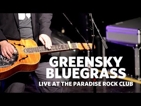 WGBH Music: Greensky Bluegrass - Old Barns (Live)