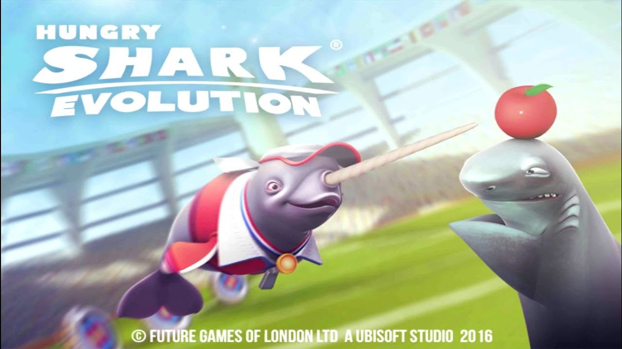 Game Hungry Shark Evolution Hiu Yang Lapar Dan Rakus