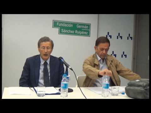 """Diego Sánchez Meca: """"Dioniso contra el Crucificado: la inversión de todos los valores""""."""