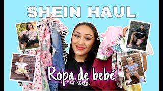 HAUL DE ROPA DE BEBE 😍 SHEIN HAOUL 2020 🔥 ROPA BARATA Y LINDA DE SHEIN