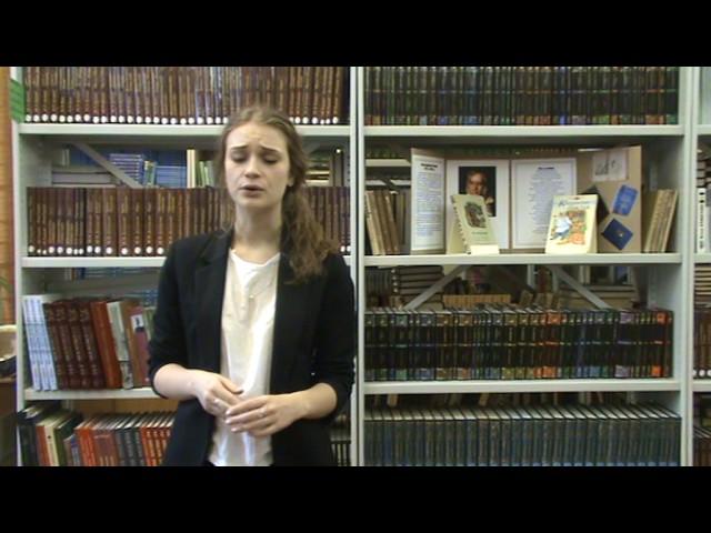 Изображение предпросмотра прочтения – АлександраДавыдова читает произведение «Зеркало и обезьяна» И.А.Крылова