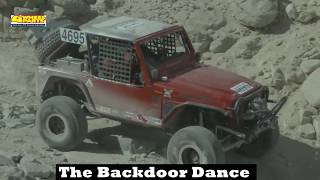 2018 Backdoor Dance at King of the Hammers-Ultra4