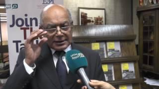 مصر العربية | مدحت شكري: مؤتمرات رجال الاعمال تساهم في حل مشاكل المشروعات الصغيرة