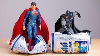 Minyatür Süper Kahramanların Dünyası Nasıl Bir Yer