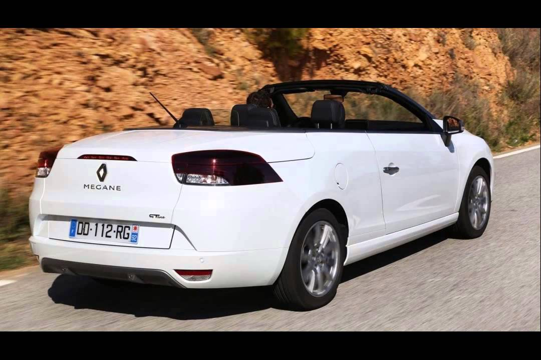 2015 model renault megane coupe cabriolet youtube. Black Bedroom Furniture Sets. Home Design Ideas