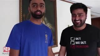 Jaydev Unadkat pranked by Rj Abhi | IPL | Rajasthan Royals
