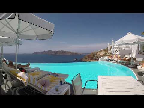Santorini Greece 2017 in 4K