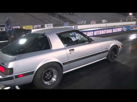 Nyce1s Clips - Topo's 1st Generation 9 Second Turbo Mazda RX7....