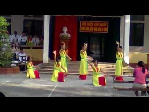 Truong Dong Tien Hai 10a4