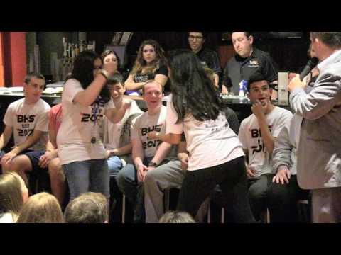 All Night Grad Party 2017: The Hypnotist Show