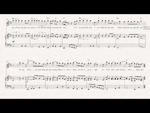 Flute - It's Five O'Clock Somewhere - Jimmy Buffett Sheet Music, Chords, & Vocals