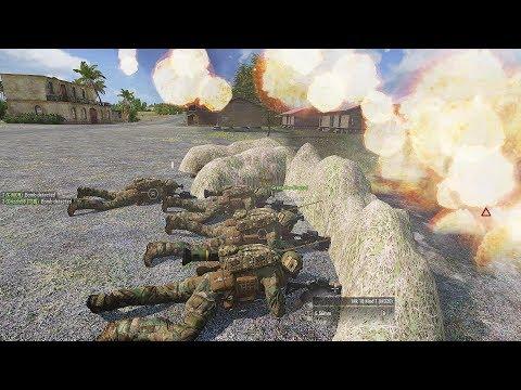 TSB Basic Infantry Training