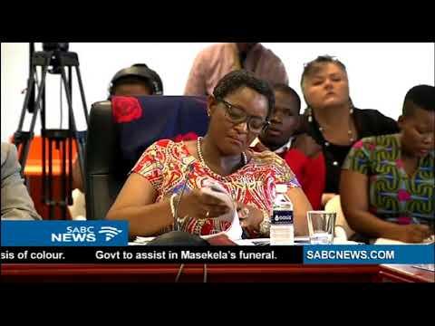Bathabile Dlamini faces grilling on SASSA crisis saga