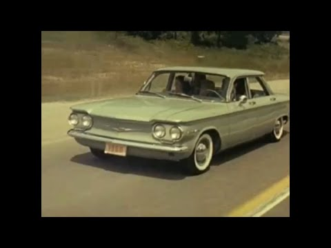 Chevrolet Corvair In Action (1960)