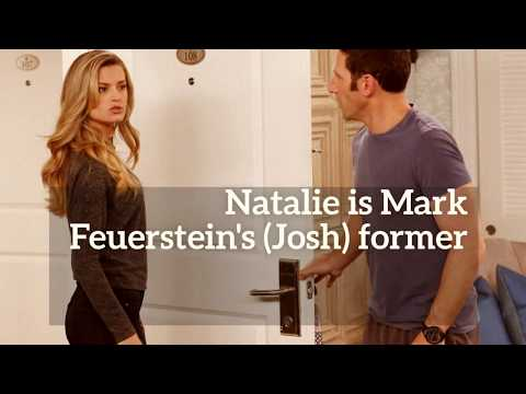 Josh's Spa Date Natalie on 9JKL Is Royal Pains co star Brooke D'Orsay