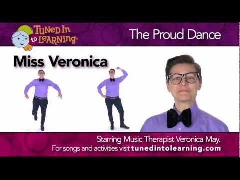 """Autism Kids Video: Learn the Emotion """"Proud"""" from Miss Veronica"""