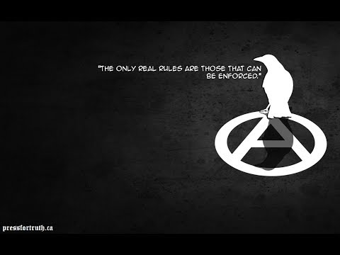 The Philosophies Of Anarchism