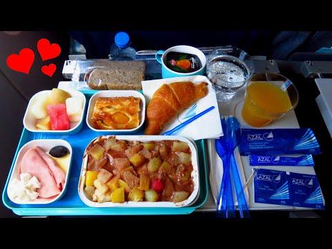 TRIP REPORT | Azerbaijan Airlines A319 (ECONOMY) | AMAZING Service | Baku to Berlin Tegel